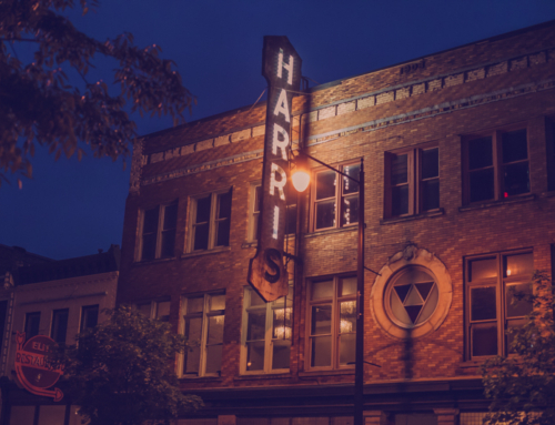 Launching the Harris Building Venue | Grand Rapids, Michigan