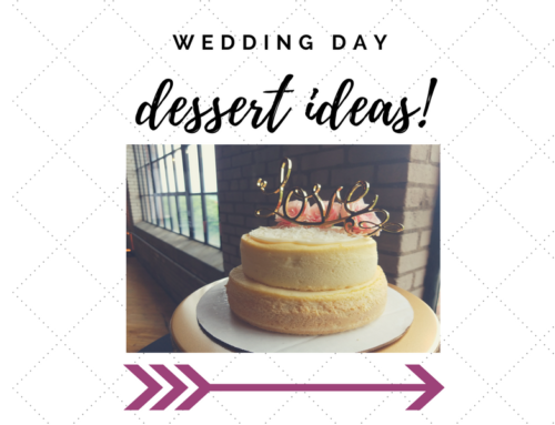 What are the Best Wedding Dessert Ideas in Grand Rapids?