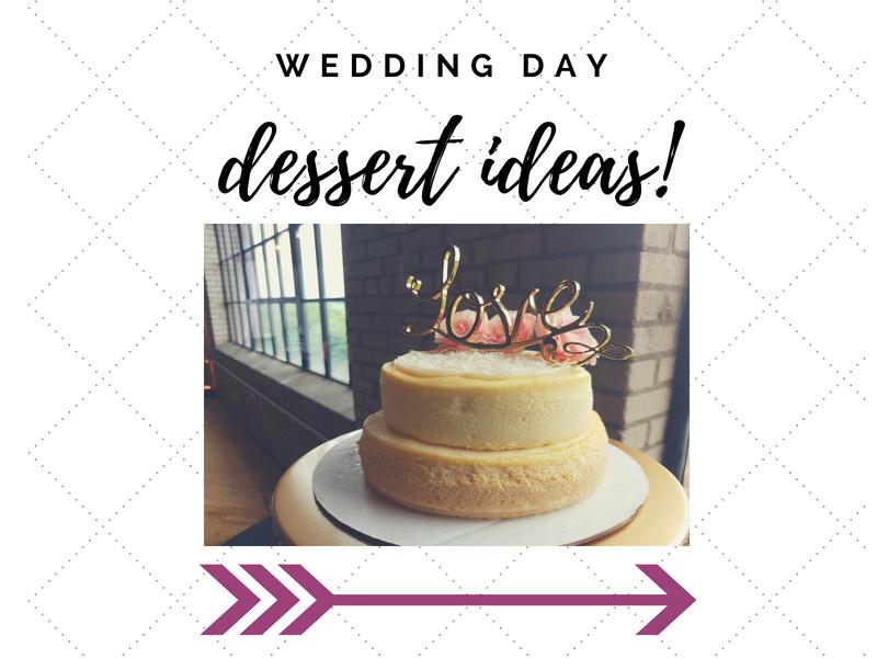 What Are The Best Wedding Dessert Ideas In Grand Rapids Studio