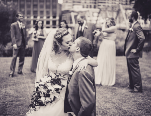 Claire & Geoff | Loft Venue Wedding | Grand Rapids, Michigan
